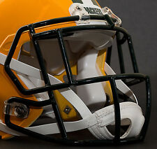 GREEN BAY PACKERS Riddell Speed S2EG-SW-SP Football Helmet Facemask/Faceguard