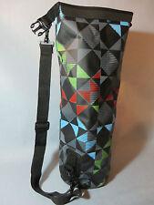 Dry Bag wasserdichte Tasche Rollbeutel Seesack Packsack Drybag 10 L BUNT Surfen