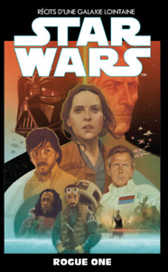 COMICS - STAR WARS > VOLUME 19, ROGUE ONE / ALTAYA, NEUF