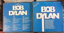Bob Dylan 3lp BOX: Bob Dylan (ITALY; Joker – C 63/3)