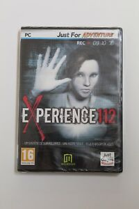 Experience 112 PC Juego. Language French, New And Sealed