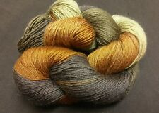 rowan fine art hand painted sock yarn merino wool/kid mohair/mulberry silk #307