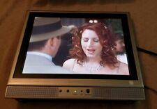 """Sharper Image LC-13AV6U 13"""" 480p EDTV LCD Television, TESTED, FULLY FUNCTIONAL"""