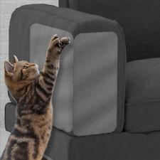 2Pcs Home Furniture Sofa Protector Pet Cat Scratch Guard Mat Cat Scratching Post