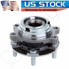 New Front Wheel Hub And Bearing Assembly fits Infiniti EX35 FX50 G37 M45 AWD