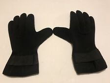 Black Neoprene Glove XL Item Number 24-026 Men's