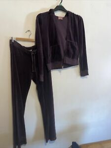 juicy couture tracksuit Velvor Large Flared