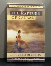 The Rapture of Canaan by Sheri Reynolds  (Audio Book  2 Cassettes)  BRAND NEW