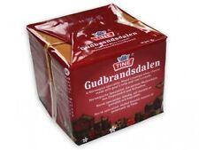 Gjetost 1 X 250g Gudbrandsdalen Brunost marrón caramelo de queso