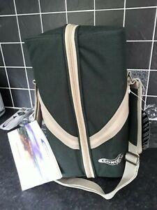 Picnic, Wine cool bag Carrier Set, glasses napkins corkscrew - beach bbq walk