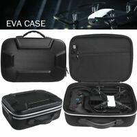 PU Carry Bag Storage Case Box for DJI Tello Drone & GameSir T1d Remote Control
