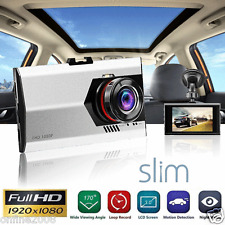 "3"" Full HD 1080P Car DVR Dash Camera G-sensor Vehicle Video Cam Recorder HDMI"