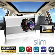"3"" Full HD 1080P Car DVR Dash Camera G-sensor Vehicle Video Cam Recorder HDMI"