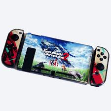 Xenoblade 2 Protective Hard Shell Cover Case for Nintendo Switch Console Joy-con