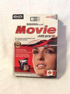Magix Movie Edit Pro 12 for Windows (DVD)