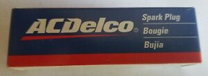 Lot of Six(6) AC-Delco Spark Plugs R44XLS 5613870 - Ships FREE from the USA