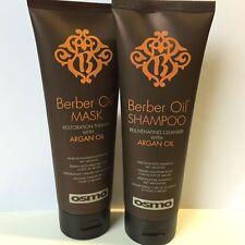 Osmo Berber Oil with Argan (Mask 250ml + Shampoo 250ml)