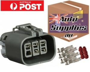 Coil Pack Engine Side Connector plug suit Nissan Silvia SR20 CA18 S13 S14 S15