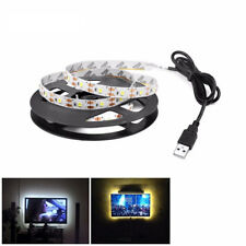 5V USB LED Luz de tira RGB 2835 piezas de escritorio HDTV TV pantalla iluminación de sesgo de luz de fondo