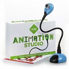 Hue Animation Studio/Stop Motion Animation Kit/USB Camera/Software/Manual  Blue