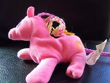 """My Little Pony-g2 RARO & 'difficile da trovare """"Beanie-danza del sole-un Beanie Pony (1998)"""