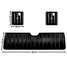 1964 1965 1966 1967 El Camino Tail Gate Inner Panel 3 Pieces Set New Dynacorn