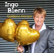 Ingo Blenn Goldene Herzen  (Album CD / deutscher Schlager)