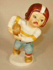 Vintage NAPCO 1956~ FOOTBALL PLAYER RUNNING FIGURINE Collectibles C2398A