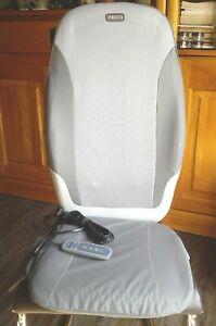 Coussin de massage SHIATSU TBE, avec chaleur, Homedics SBM-395H-EU