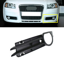 Fit For AUDI A3 8P 2006-2008 Left Side Front Lower FogLight Grill Grille Trim