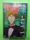 dvds cinderella boy n. 4 monkey punch tsuneo tominaga cartoons edizione italiana