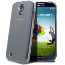 Coque Semi Rigide Extra Fine Crystal Clear Transparente Pour Galaxy S4