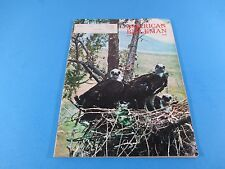 American Rifleman Magazine March 1976 Red-Tailed Hawks Sierra Nevada Mtns.