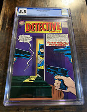 Detective Comic 334 CGC 5.5! 1st Mention Of The Outsider⭐️⭐️⭐️