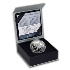 2017 Netherlands 1 oz Silver Lion Dollar Restrike (Proof) - SKU #132625