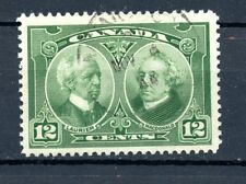 Canada Used #147 Historical issue Laurier MacDonald 1927 J097