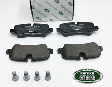 LR021316 - LAND ROVER REAR BRAKE PADS - GENUINE