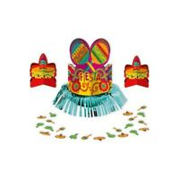 TABLE DECORATING KIT - FIESTA MEXICAN PARTY SUPPLIES