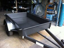 Brand new Box Trailer  LED 6X4FT H duty ALSO 7x5 8x4 8x5 9x5 10x5 AVAILABLE