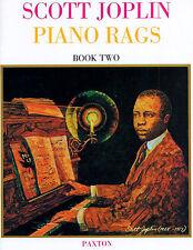 Scott Joplin Piano Rags Learn to Play RAGTIME Piano Sheet Music Book 2