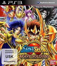 Sony PS3 Playstation 3 Spiel * Saint Seiya Brave Soldiers Knights of Zodiac *NEU