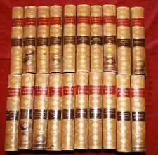 "CARLYLE, Thomas, Works, ""Sterling Edition"" Pub. Boston:Estes & Lauriat 20 Vols"