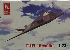 Hobby Craft 1/72 F-117 Stealth Fighter New 1311