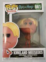 Funko Pop! Animation: Rick and Morty - Kirkland Meeseeks Vinyl Figure