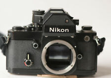 Nikon F2S Photomic- Has a few bumps and grazes