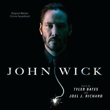 JOHN WICK : Original Motion Picture Soundtrack   (CD) Sealed