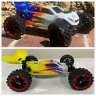 Losi Mini-T 2.0 & Mini-B (6) Wheel Hex Adapters 8mm To 12mm Big Tire Conversion