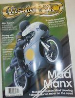 Classic Bike Magazine Mad Manx Loverda 500 July 1999 012115R2