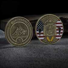We Make Marines Always a marine Commemorative Challenge Coin Collectible Gift