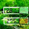 Digital LCD Thermometer Fisch Aquarium Wasser Temperatur SensorMessergerät Deco